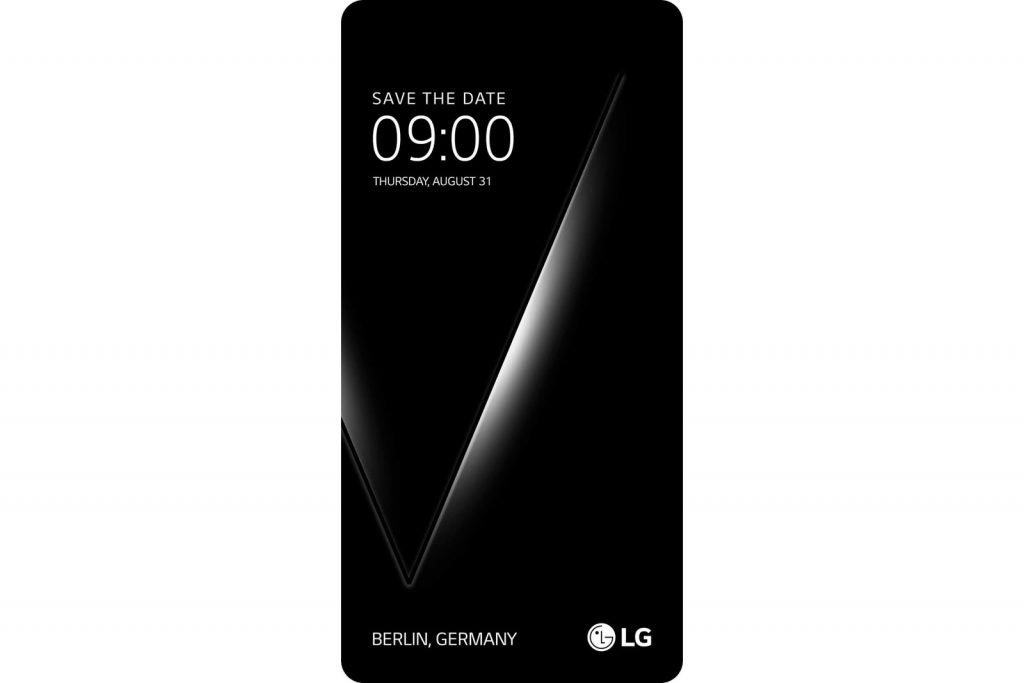 LG V30 to be revealed on 31st August 2