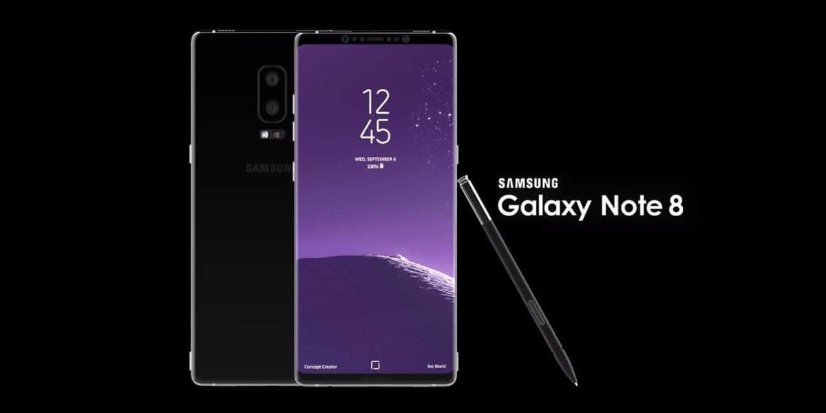 Samsung Galaxy Note 8 Officially Launched