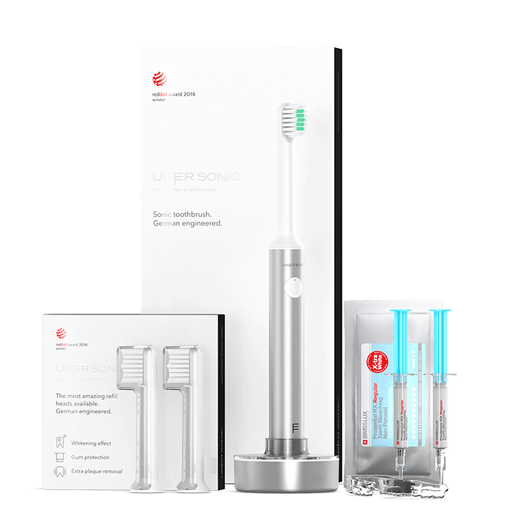 Uber Sonic – Electric Toothbrush Subscription Review 3