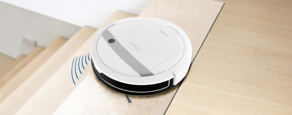 Ecovacs Deebot-M88 Floor Cleaning Robot Review 4