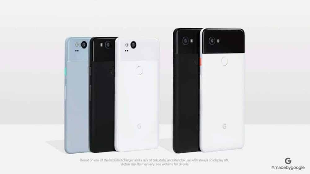 Google Pixel 2 and 2 XL Announced 3