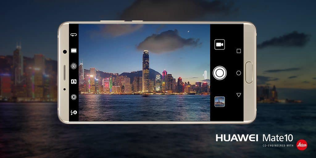 Huawei Mate 10 & Mate 10 Pro Announced with 4,000 mAh battery 4
