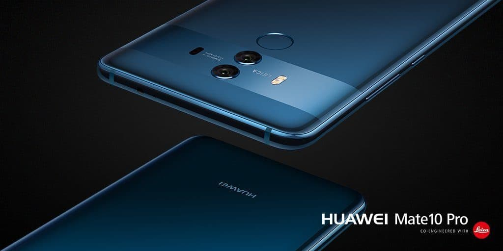 Huawei Mate 10 & Mate 10 Pro Announced with 4,000 mAh battery 3