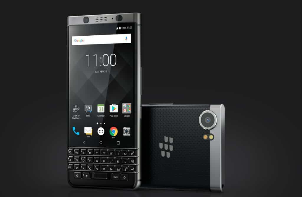 BlackBerry KEYone Review 1
