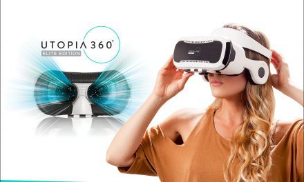 Utopia 360° Elite Edition Virtual Reality Headset Review