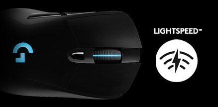 Competition : Win a Logitech G703 Wireless Gaming Mouse