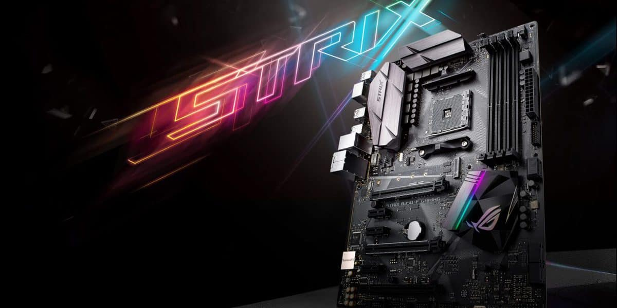 Asus ROG Strix B350-F Gaming Motherboard Review