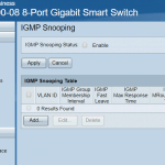 Cisco SG 200-08 8-Port Gigabit Layer 2 Managed Switch Review 7