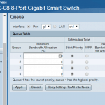 Cisco SG 200-08 8-Port Gigabit Layer 2 Managed Switch Review 10
