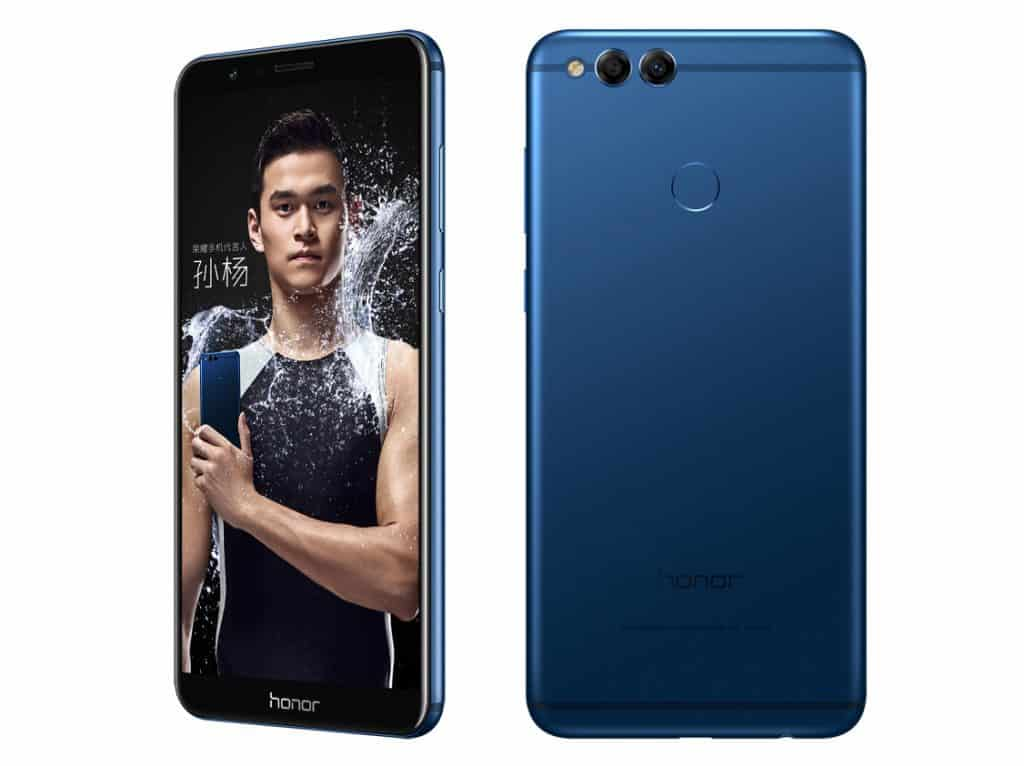 Honor Launch View 10 and 7X Smartphones 5