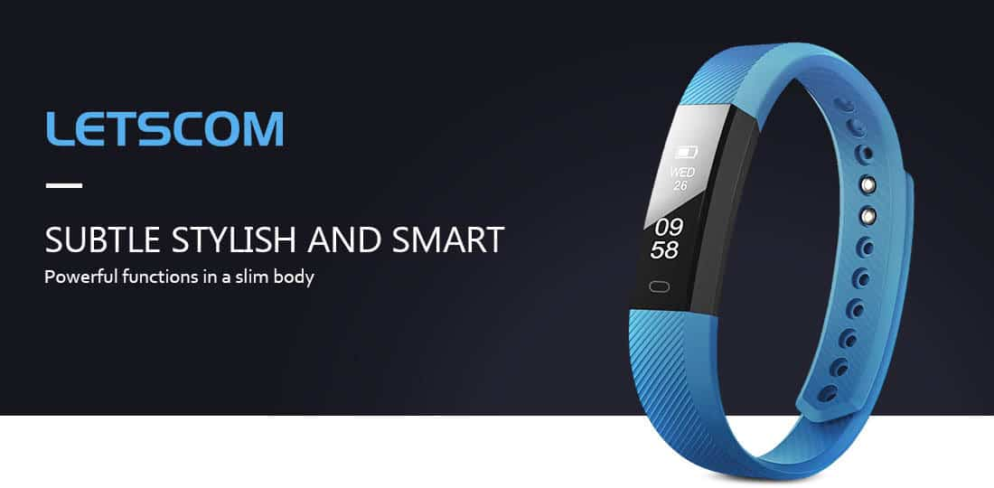 Letscom Morefit Slim Fitness Tracker Watch Review Mighty Gadget Blog Uk Technology News And Reviews