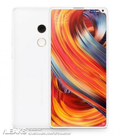 Xiaomi Mi MIX 2S could launch at MWC 2018 with almost 100% screen 2