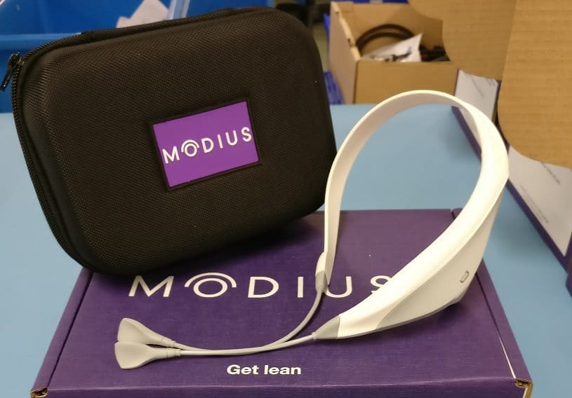 Modius Health Review – First impressions of the weight loss gadget 3