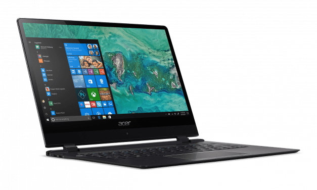 Acer Swift 7, Chromebook 11, Nitro 5  & Spin 3 Announced at CES 2018