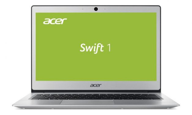 Revisión de Acer Swift 1 - SF113-31-P5CK