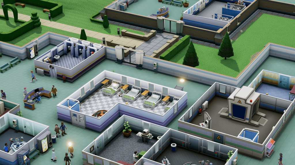 Theme Hospital 2 coming in the form of Two Point Hospital 6