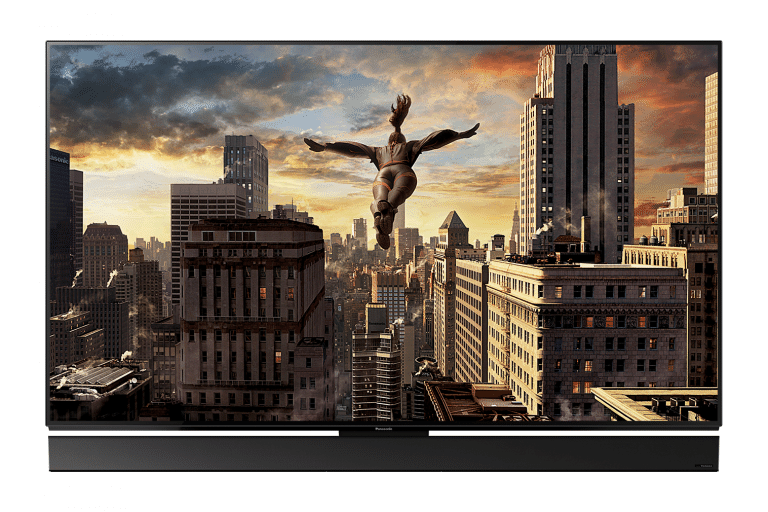 Panasonic announce 4K OLED FZ800 and FZ950 TVs & DP-UB820 Ultra HD Blu-ray at CES 2018 2