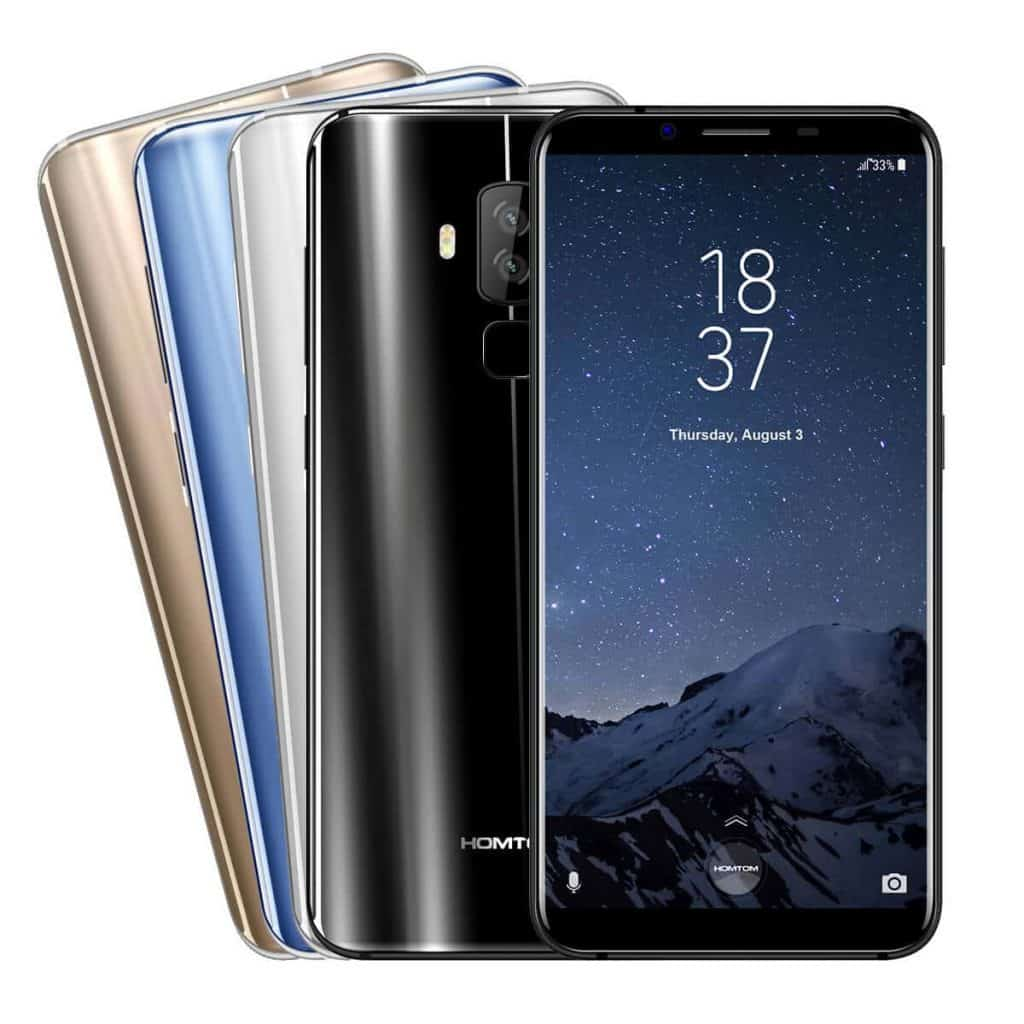 Homtom S8 Android Phone Review 2