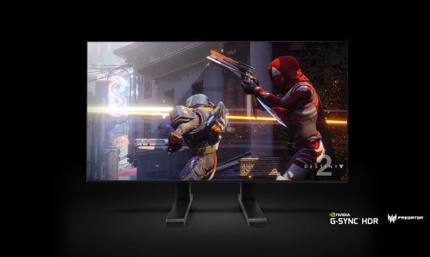 "Nvidia Unveils 65-inch 120Hz, HDR, G-Sync ""Big Format Gaming Displays"" by Acer, ASUS & HP : CES 2018"