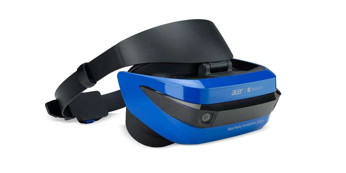 Acer Windows Mixed Reality VR Headset review