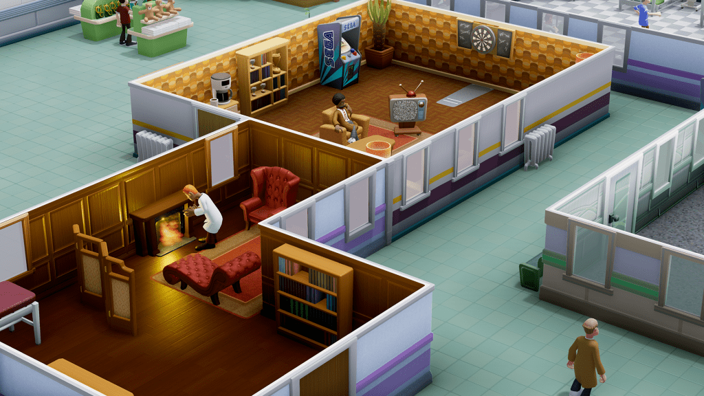 Theme Hospital 2 coming in the form of Two Point Hospital 5
