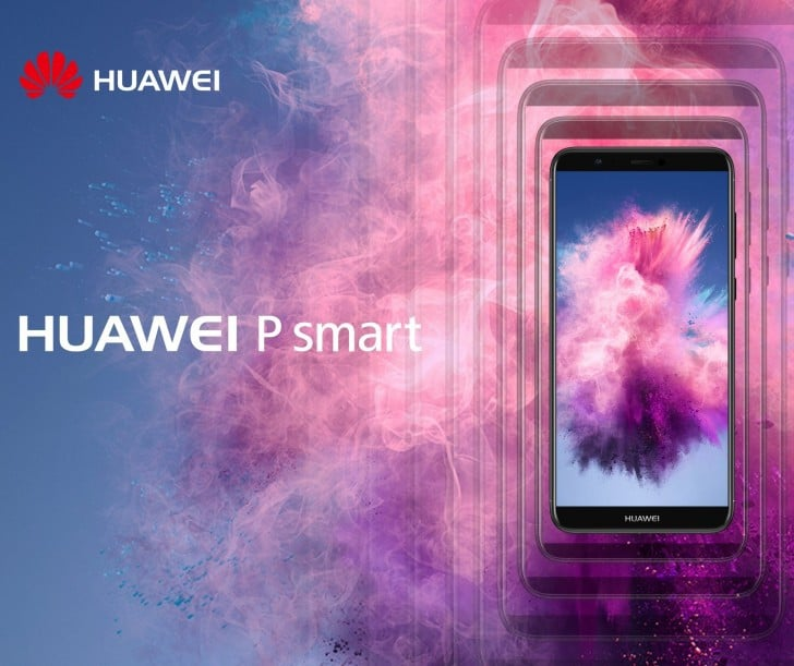 Huawei P Smart – Mid-range Android phone heading to Vodafone