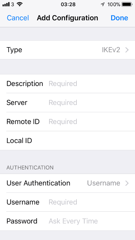 How to set up a VPN for your iPhone 6