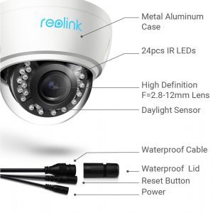 The best outdoor home security CCTV cameras 5