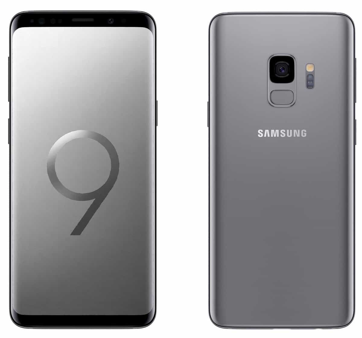 Samsung Galaxy S9 Hands On & Camera Specification : MWC 2018 2