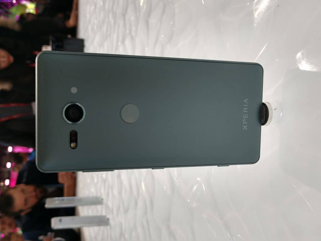 Sony Xperia XZ2 and XZ2 Compact Announcement & First Impressions at #MWC18 5