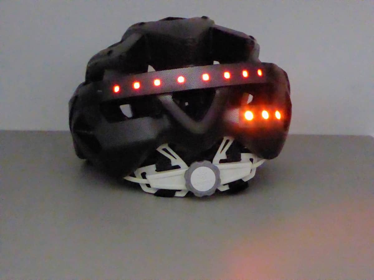 Livall BH60SE Review - Smart Bike Helmet with lights & audio 11