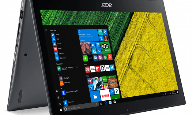 Sponsored: Acer Spin 5 a portable 2-in-1 that's perfect for bloggers on the move