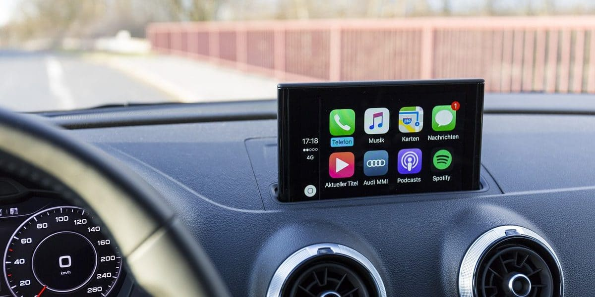 Top Tech Found in the Cars of Today
