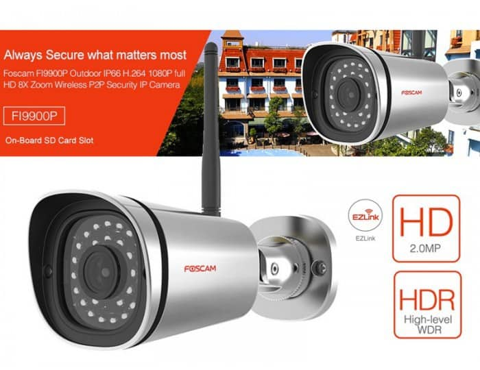 The best outdoor home security CCTV cameras 4