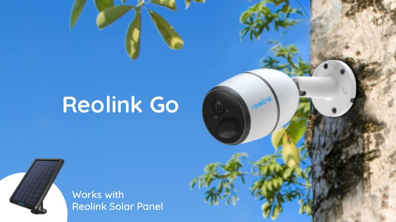 Reolink announce crowdfunded Arlo Go alternative: Reolink Go