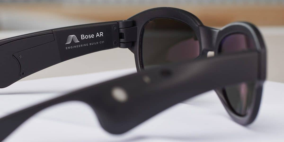 Bose AR Glasses Announced – Augmented Reality Audio in Sunglasses