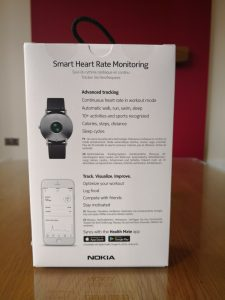 Nokia Steel HR Review – A Fashionable Wristwatch Style Fitness Tracker 12