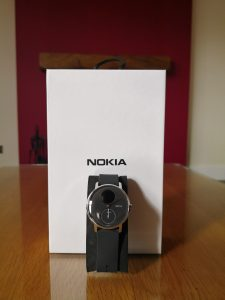 Nokia Steel HR Review – A Fashionable Wristwatch Style Fitness Tracker 2