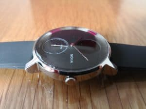 Nokia Steel HR Review – A Fashionable Wristwatch Style Fitness Tracker 4