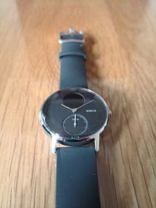 Nokia Steel HR Review – A Fashionable Wristwatch Style Fitness Tracker 3