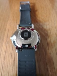 Nokia Steel HR Review – A Fashionable Wristwatch Style Fitness Tracker 10