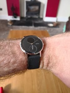 Nokia Steel HR Review – A Fashionable Wristwatch Style Fitness Tracker 1