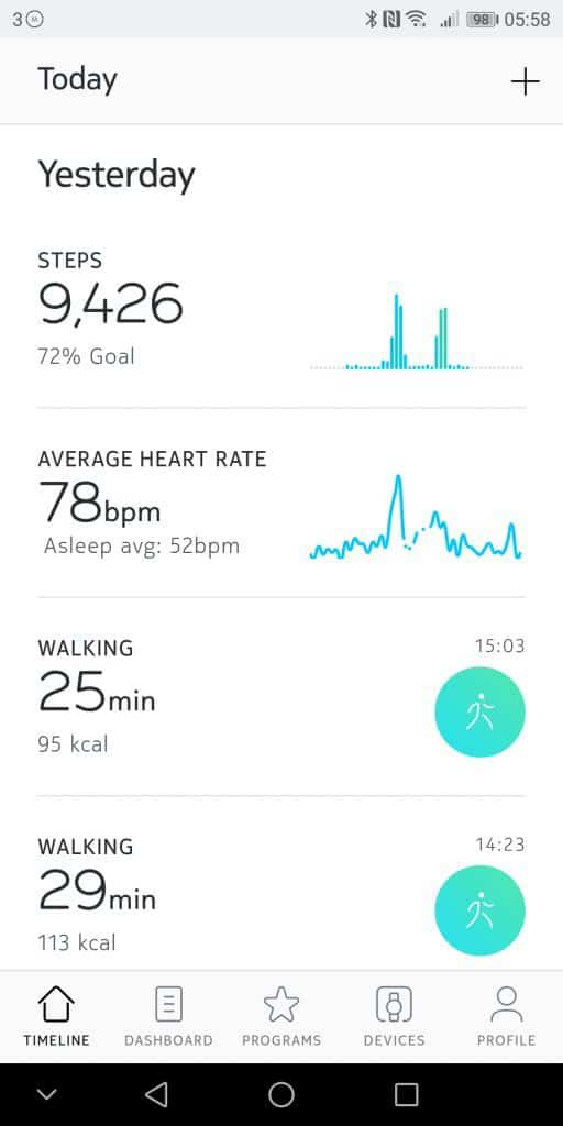 Nokia Steel HR Review – A Fashionable Wristwatch Style Fitness Tracker 21