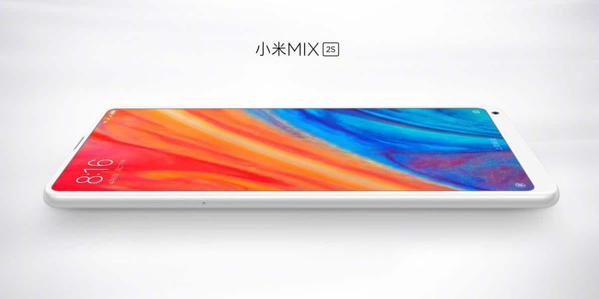 Xiaomi Mi Mix 2S Announced with the notch-free-bezel-free display & Snapdragon 845 4