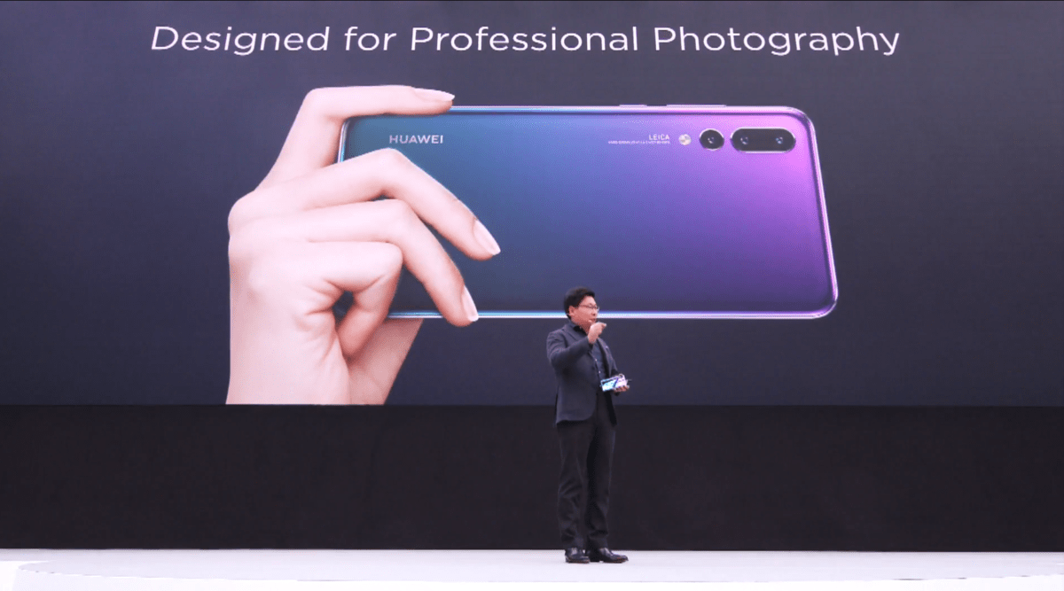 Huawei P20 and P20 Pro Launched 2