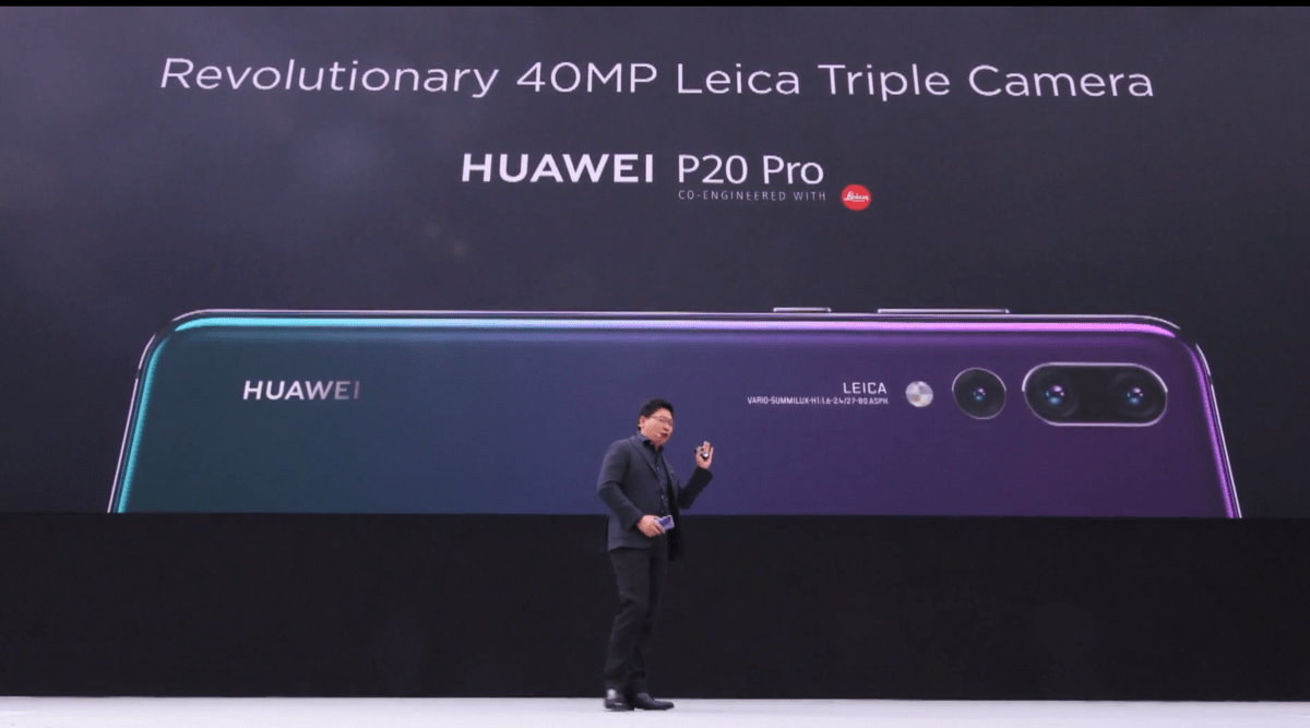 Huawei P20 and P20 Pro Launched 6