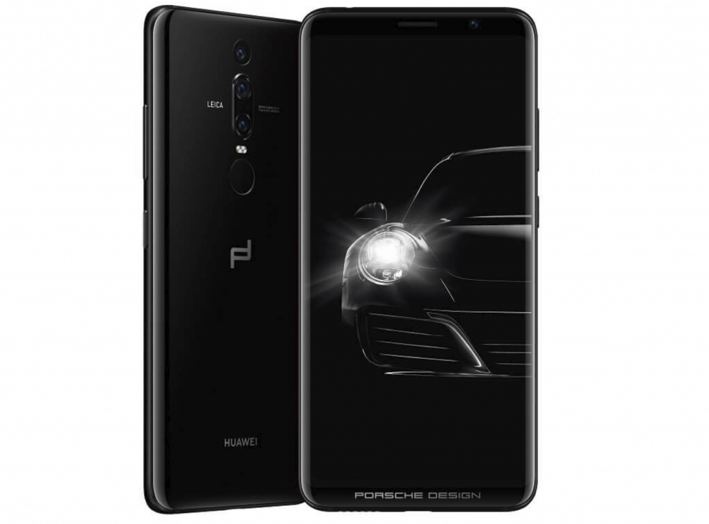 Huawei Mate RS Announced - Porsche Design P20 with in-display fingerprint upto 512GB priced from €1,695! 7