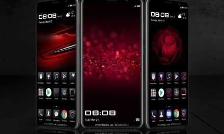 Huawei Mate RS Announced – Porsche Design P20 with in-display fingerprint upto 512GB priced from €1,695!