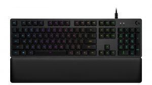 Logitech G Announces New PC Gaming Speaker and Mechanical Keyboard with LIGHTSYNC 2