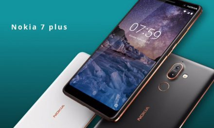 Nokia 7 Plus arrives on the 2nd May for £349